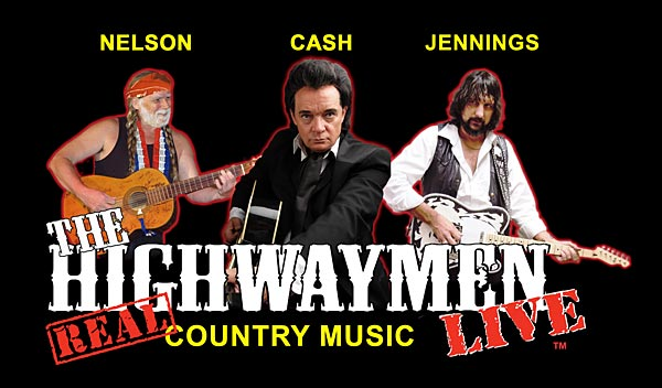 Highwaymenn Live Show Dates