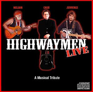Highwaymen Live CD